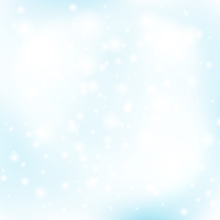 abstract background winter season