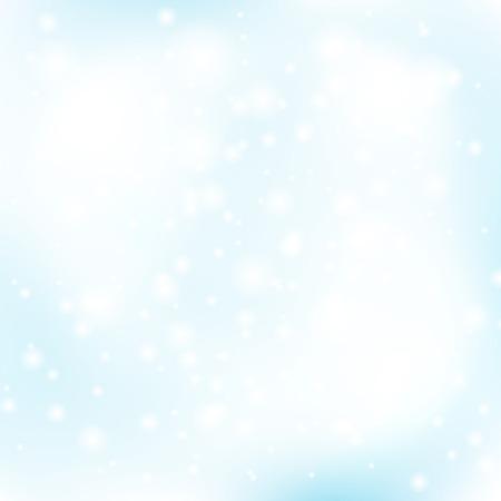 Fond abstrait saison d'hiver Banque d'images - 52848743