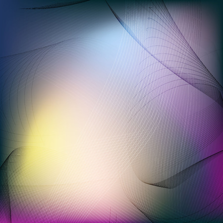 line abstract background