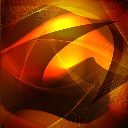 gold light background Illustration