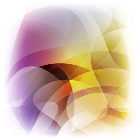 Beautiful vector abstract colorful art background Ilustração