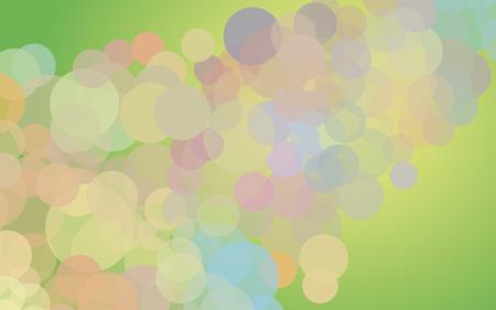 blinking: Fondo de c�rculos abstracta.  Vectores