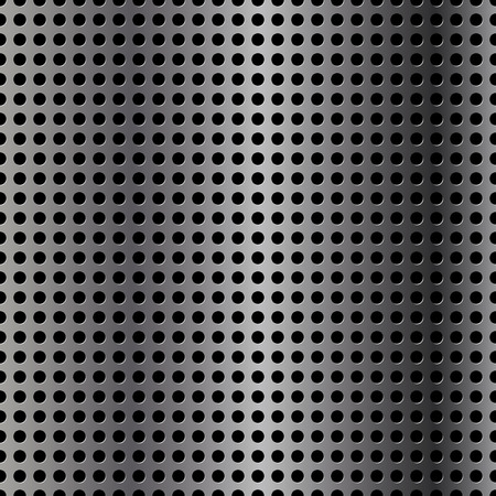 Beckground abstracta de metal cromado.  Foto de archivo - 7498468