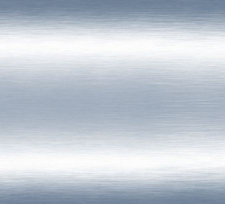 Abstract brushed metal background. photo