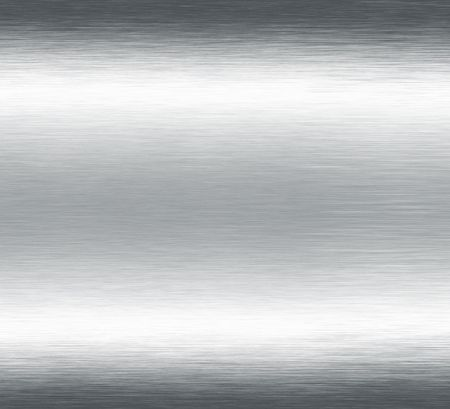 Abstract brushed metal background. Stock Photo - 7532241