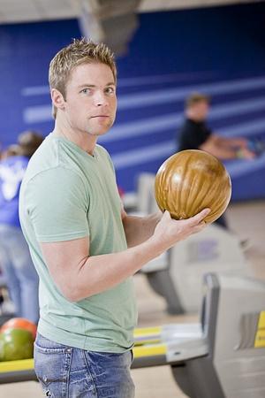 Bowling time...