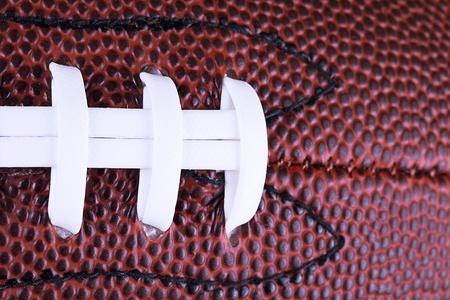 Football closeup. photo
