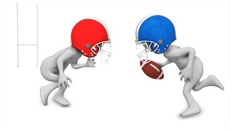 football tackle: American football tackle