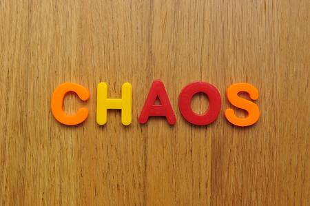 Chaos word
