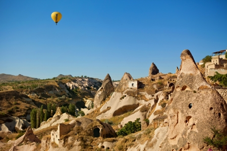 Morning balloon flight Turkey Cappadocia, Nevshehir  Göreme