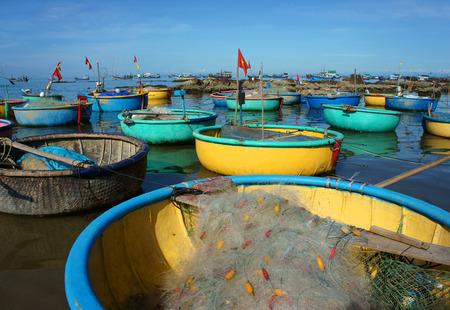 Asiatisch frisch vom Boot