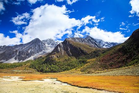 Sichuan Dacheng scenery