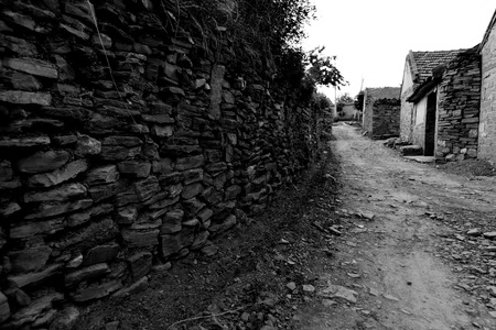 dwarves: Rural stone walls