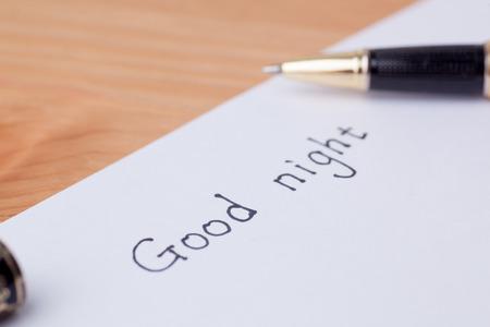 nochebuena: Buena noche de texto