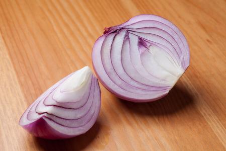 cut: Cut onions