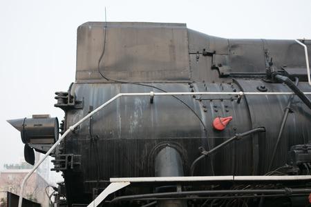 steam train: Steam train Stock Photo