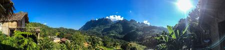 dao: Bungalow in the Chiang Dao Mountain, Chiang Mai Province, Thailand