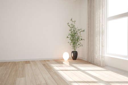 Modern interior design. 3D illustration Banque d'images - 150886334