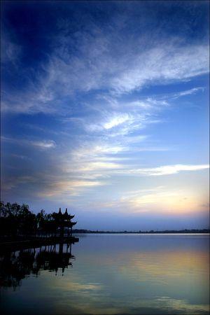 wan: Scenery, Choi Wan, blue sky,