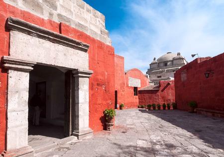 catalina: Monastero di Santa Catalina, Arequipa, esso