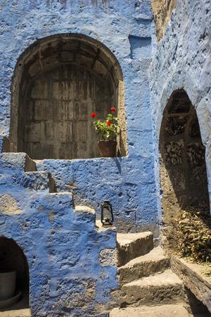 catalina: Santa Catalina Monastery, Arequipa, Archivio Fotografico