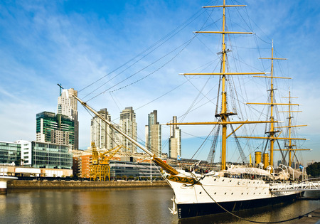 buenos aires: Puerto Madero, Buenos Aires, Argentina Stock Photo