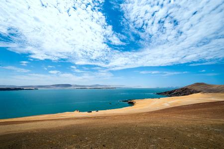 portada: Paracas National Reserve, Ica Region, Peru Stock Photo
