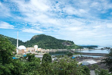 Angra Nuclear Power Plant, Central Nuclear Almirante Alvaro Alberto, Rio de Janeiro, Brazil