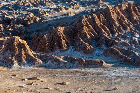 LUNA: Valle De La Luna - Moon Valley, Atacama, Chile