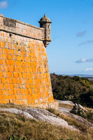 rocha: Santa Teresa fort. Rocha. Uruguay - Santa Teresa Fort was started to built by Portuguese on 1762, and completed, years later by Spanish Editorial