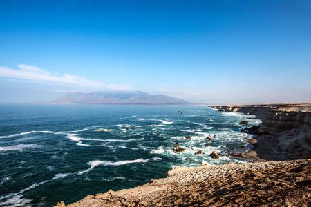 portada: Juan Lopez Beach, La Portada National Reserve, Chilean Coast