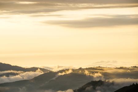 Andes, Bolivar Province, Ecuador, near the inactive stratovolcano Chimborazo in Reserva de Produccion Faunistica Chimborazo, in the Cordillera  Standard-Bild