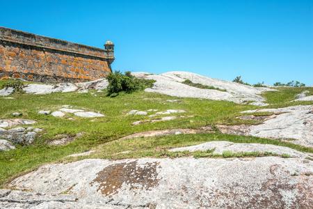 Santa Teresa fort. Rocha, near the brazilian border, Uruguay