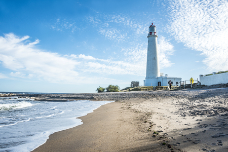 La Paloma lighthouse Uruguay, 1874. Active. The area was declared a national monument in 1976