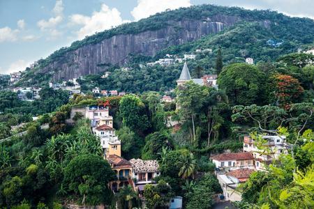 Santa Teresa district, Rio de Janeiro, Brazil Standard-Bild
