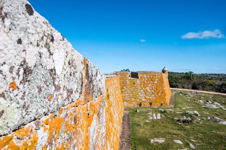 San Miguel fort. Rocha, near the brazilian border, Uruguay