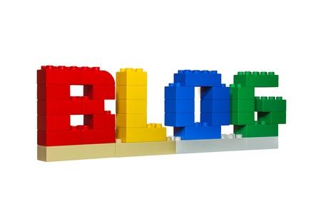 Blog Stock Photo - 19305586