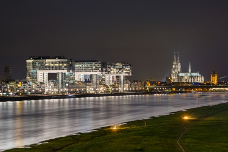 light duty: Cologne