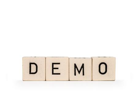 demo: Demo