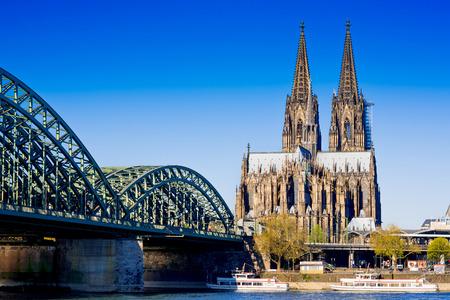 Cologne Cathedral Archivio Fotografico