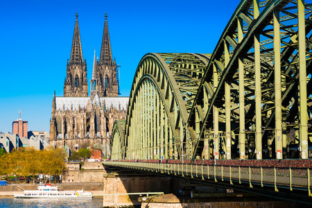 Cologne Stock Photo - 54639467