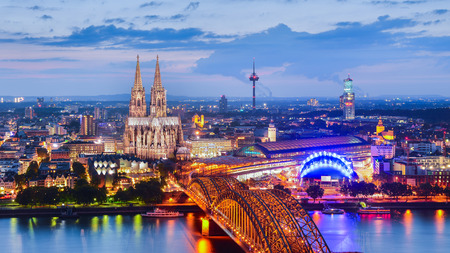 Cologne Cathedral Imagens