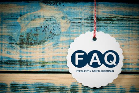FAQ Veel gestelde vragen