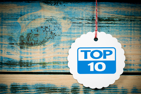Top 10 Standard-Bild