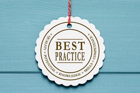 the best: Best Practice