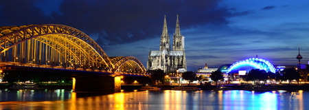 cologne: Cologne Cathedral, Germany