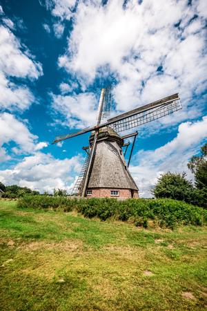 historic: historic Windmill