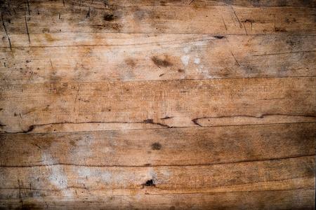Rustieke houten planken achtergrond Stockfoto