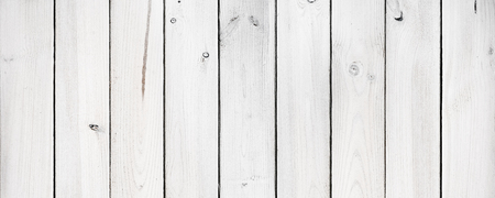 grey pattern: White wood planks background