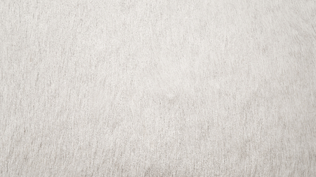 White Cowhide for background or texture, white fur